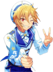 (Smiling Rabbits) Nazuna Nito Full Render Bloomed