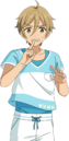 (Admired Back) Tomoya Mashiro Full Render