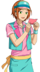 (Assorted Ice Cream) Yuta Aoi Full Render
