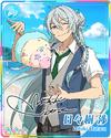 (Sea Breeze and Cotton Candy) Wataru Hibiki Rainbow Road Bloomed