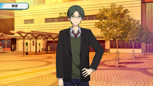 Keito Hasumi Casual Wear (Winter) Outfit