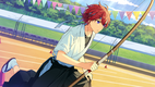 (Athletic Festival Contest) Tsukasa Suou CG2