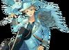 (Moonlight's Snowy Owl) Arashi Narukami Full Render Bloomed