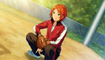 (Play Ball of Bonds) Yuta Aoi CG