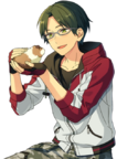 (Challenging Opponent) Keito Hasumi Full Render