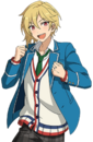 (Hall and Memories) Nazuna Nito Full Render Bloomed
