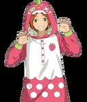 (Mischievous Berry) Hinata Aoi Full Render