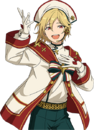 (White Song) Nazuna Nito Full Render Bloomed