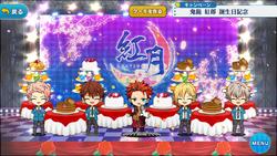 Kuro Kiryu Birthday 2018 1k Stage