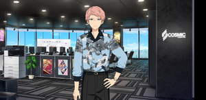 Shu Itsuki ES Casual (Spring-Summer) Outfit