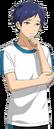 (Cleaning) Yuzuru Fushimi Full Render