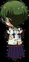 Keito Hasumi Tanabata chibi back