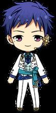 Yuzuru Fushimi Tanabata chibi