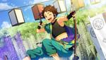 (Forthright Yoichi) Mitsuru Tenma CG2