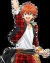 (Trickstar's Brilliant Star) Subaru Akehoshi Full Render