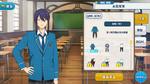 Souma Kanzaki Student Uniform Outfit