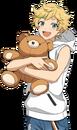 (Game Dialogue) Sora Harukawa Full Render Bloomed