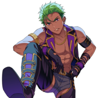 (Tyrant Star) Alexander Yamato Full Render