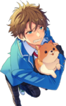 (Dog of the New Year) Midori Takamine Full Render