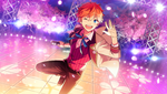 (Sakura-colored Spring Breeze) Subaru Akehoshi CG2