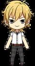 Kaoru Hakaze Summer Uniform chibi