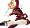 (Knight's Dance) Arashi Narukami Full Render Bloomed