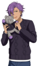 (Sleep Bear) Adonis Otogari Full Render Bloomed