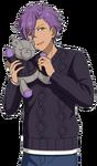 (Sleep Bear) Adonis Otogari Full Render Bloomed