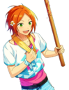 (Watermelon Splitting) Yuta Aoi Full Render Bloomed