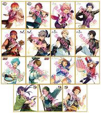 Ensemble Stars Shikishi Volume 1