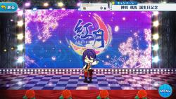 Souma Kanzaki Birthday 2017 Stage