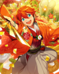 (New Year of Hope) Subaru Akehoshi Frameless Bloomed