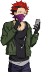 (Seinen Comic) Kuro Kiryu Full Render