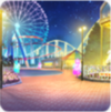 Amusement Park (Attraction)(Night)