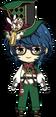 Tsumugi Aoba Wonder Game chibi