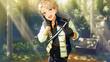 (Fervent Whirlwind) Arashi Narukami CG