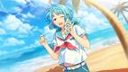 (Sky-Colored Bubbles) Hajime Shino CG