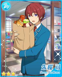 (Snacks) Tsukasa Suou