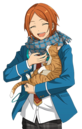 (Cat's Mood) Yuta Aoi Full Render Bloomed