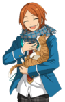 (Cat's Mood) Yuta Aoi Full Render Bloomed