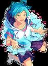 (Deep Sea Jellyfish) Kanata Shinkai Full Render Bloomed