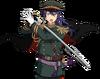 (Night Watch's Sword) Souma Kanzaki Full Render Bloomed