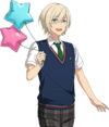 (Observation Celebration) Eichi Tenshouin Full Render Bloomed