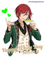 Happy White Day Natsume 2020