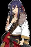 (Field Trip) Souma Kanzaki Full Render Bloomed
