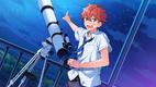 (Glittering Star Cluster) Subaru Akehoshi CG