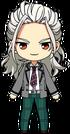 Nagisa Ran Student Uniform chibi