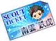 RYUSEITAI Unit Collection Tetora Nagumo Scouting Ticket