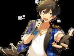 (Dependable Class President) Hokuto Hidaka Full Render Bloomed