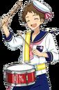(Drum) Mitsuru Tenma Full Render Bloomed
